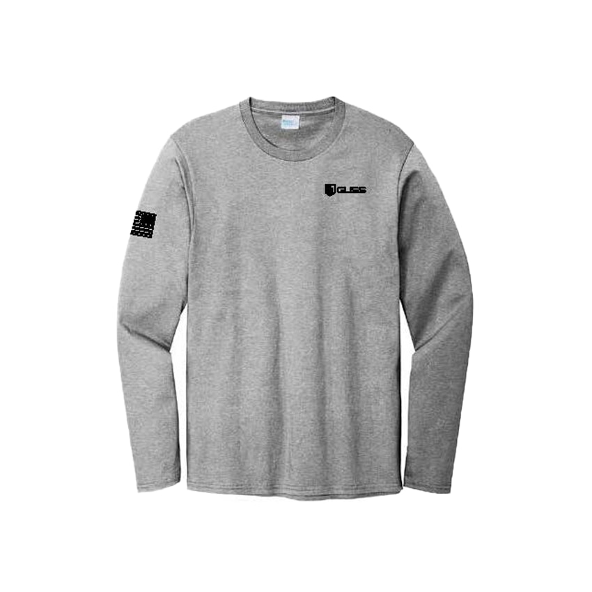 Men - Port & Company Long Sleeve Bouncer Tee