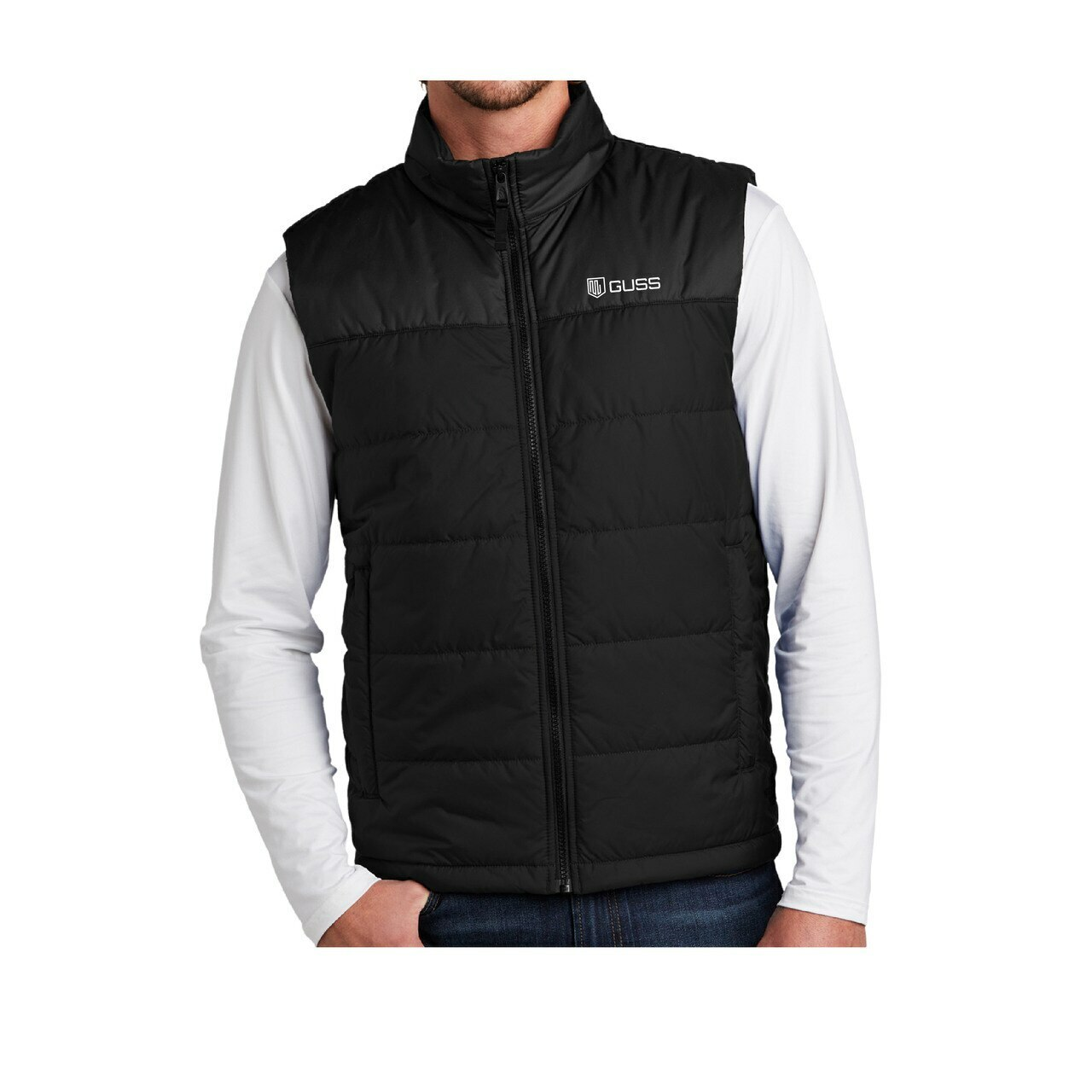 Men - North Face Everyday Packable Puffy Vest - TNF Black