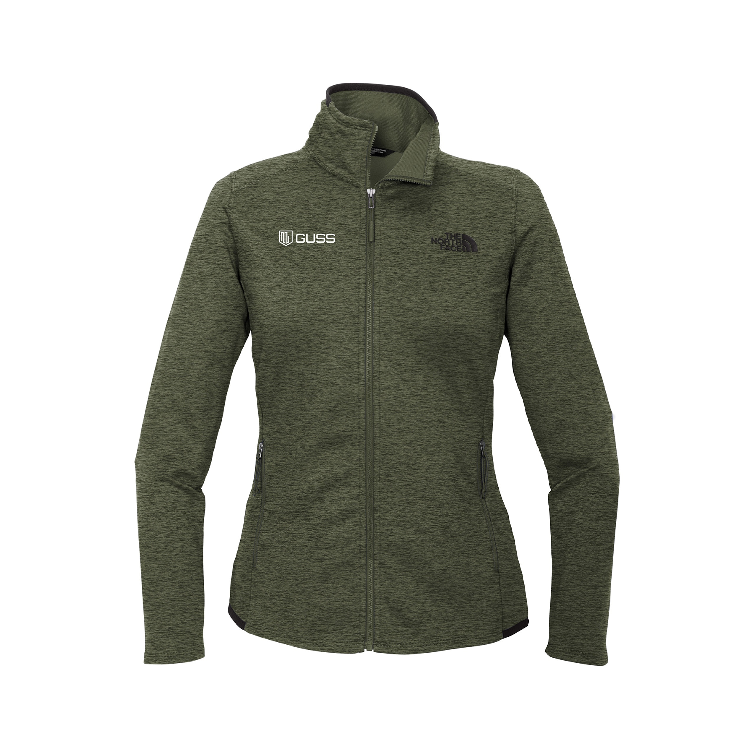 Women's - North Face Skyline Fleece Jacket
